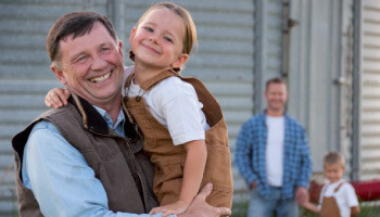 Every family needs a farmer