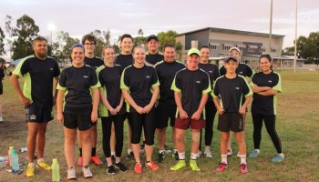 BMO Bandits Touch Footy