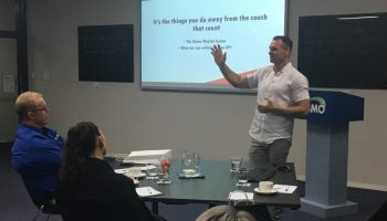 Winning Formula Workshop with Chris Haseman