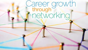 Career growth through networking