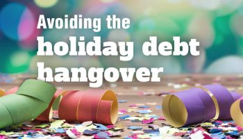 Avoiding the holiday debt hangover