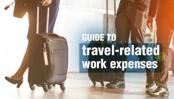 Guide to travel-related work expenses