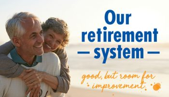 Our retirement system