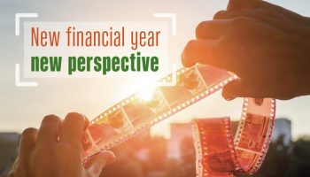 New financial year – new perspective