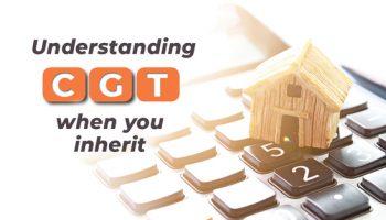 Understanding CGT when you inherit