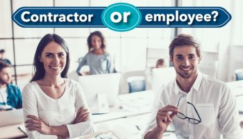 Contractor or employee: Which are you?