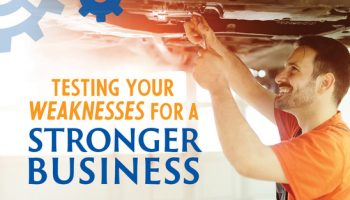 Testing your weaknesses for a stronger business
