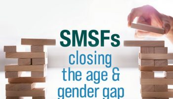 SMSFs closing the age and gender gap