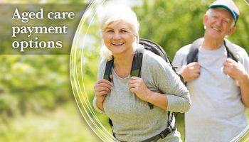 Aged care payment options